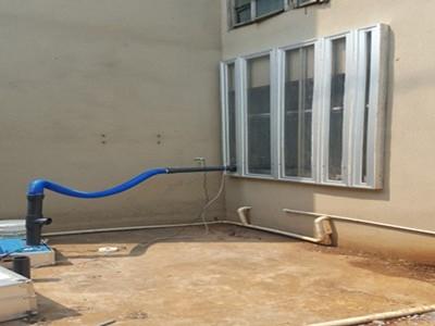 建筑外门窗三性检测设备